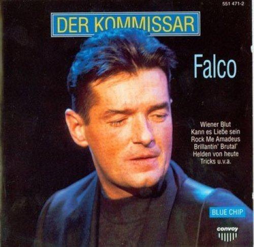 Bild 1: Falco, Der Kommissar (compilation, 18 tracks)