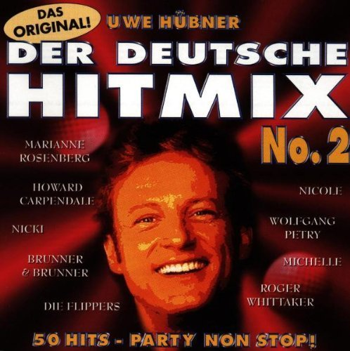 Bild 1: Der Deutsche Hit Mix (1996, Uwe Hübner), 2:Marianne Rosenberg, Howard Carpendale, Nicki, Nicole..