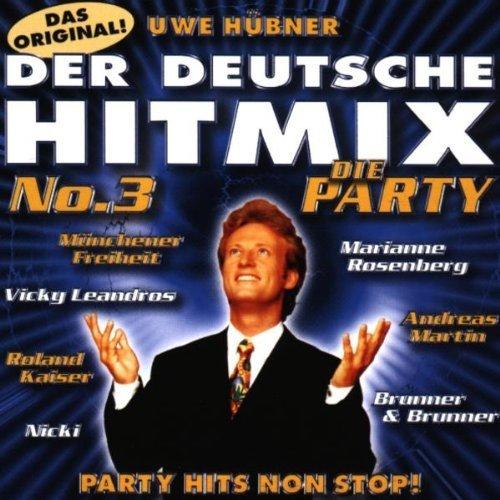 Bild 1: Der Deutsche Hit Mix (1997, Uwe Hübner), 3:Münchener Freiheit, Vicky Leandros, Roland Kaiser, Nicki, Marianne Rosenberg..
