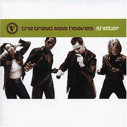 Bild 1: Brand New Heavies, Shelter (1997)