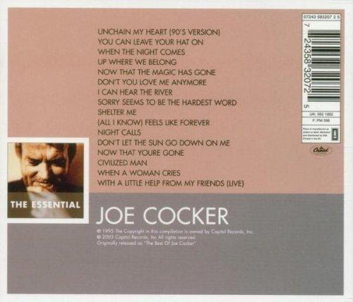 Bild 2: Joe Cocker, Essential collection (16 tracks, 1982-91/2003)