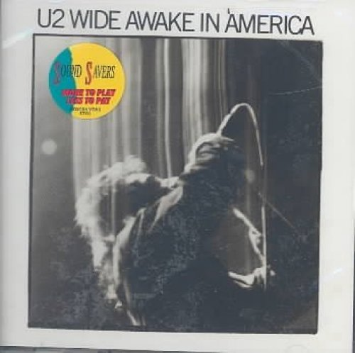 Bild 2: U2, Wide awake in America (4 tracks, 1985)