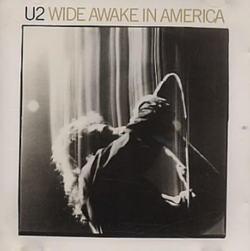 Bild 3: U2, Wide awake in America (4 tracks, 1985)