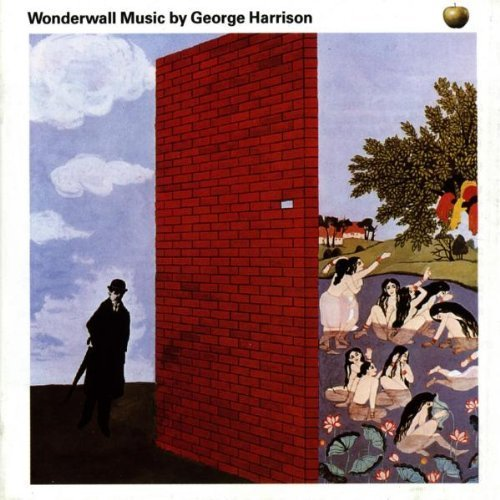 Bild 1: George Harrison, Wonderwall music (1968)