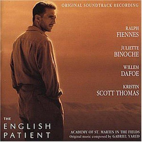 Bild 1: Gabriel Yared, English patient (soundtrack, 1998)