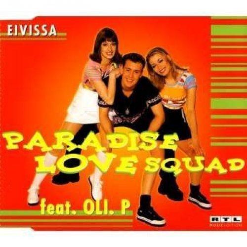 Bild 1: Oli. P, Eivissa (1998, feat. by Paradise Love Squad)