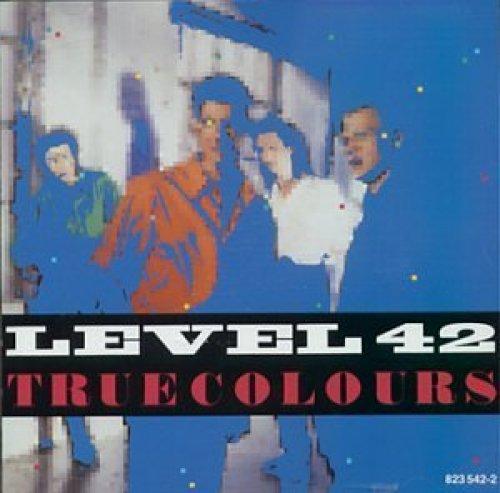 Bild 1: Level 42, True colours (1984)