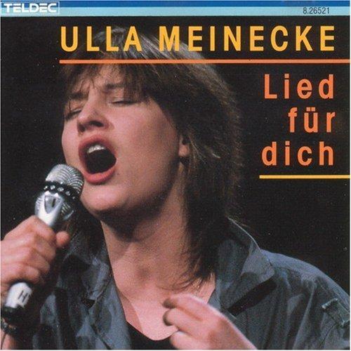 Bild 1: Ulla Meinecke, Lied für dich (13 tracks, 1977/78/87)
