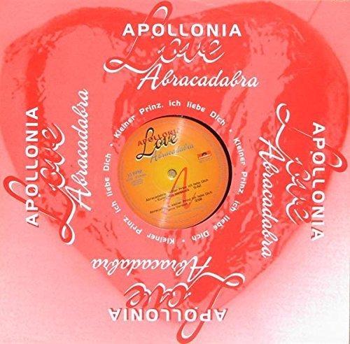 Bild 1: Apollonia Love, Abracadabra, kleiner Prinz ich liebe dich (4 versions, 1995)