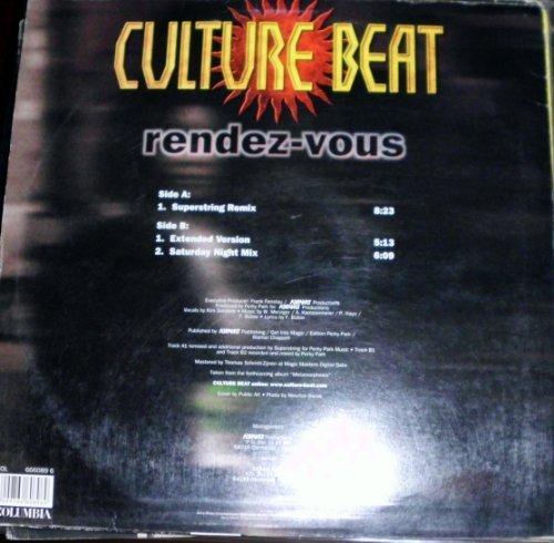 Bild 2: Culture Beat, Rendez-vous (3 versions, 1998)
