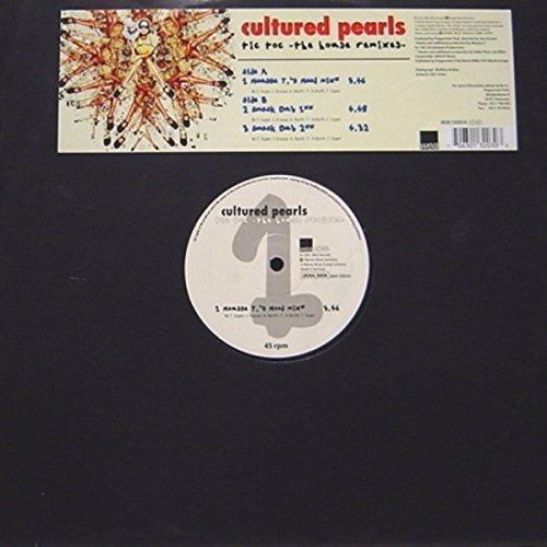 Bild 1: Cultured Pearls, Tic toc (House Remixes, 1995)