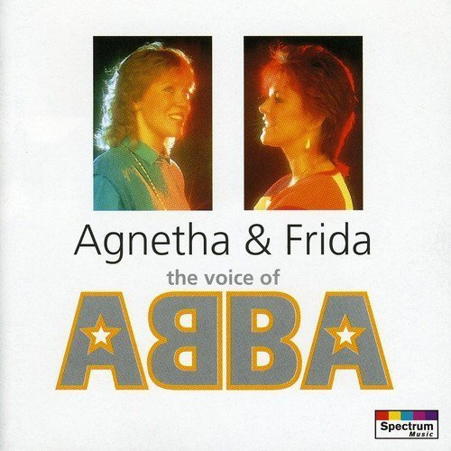 Фото 1: Abba, Agnetha & Frida-The voice of (compilation, 7 tracks each, 1982-85)