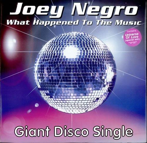 Bild 1: Joey Negro, What happened to the music