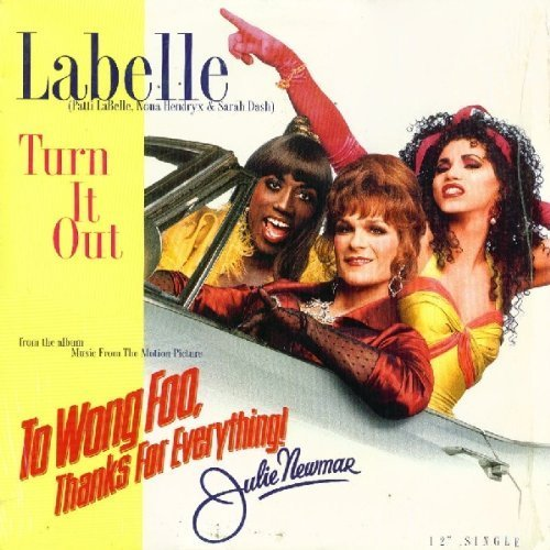 Bild 1: LaBelle, Turn it out (US)