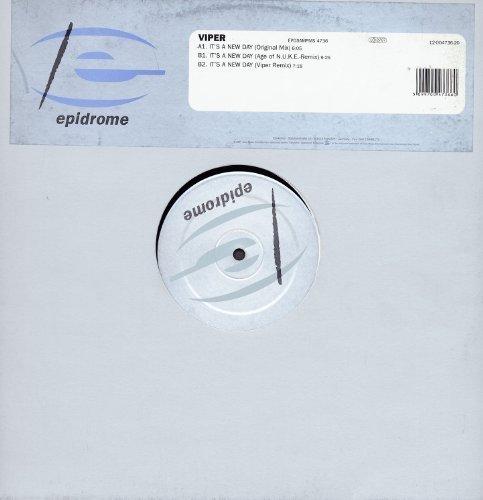 Bild 1: Viper, It's a new day (Orig./Age of N.u.k.e/Viper Remixes, 1997)