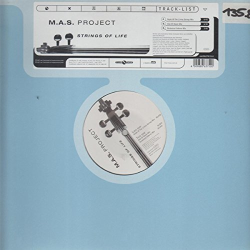 Bild 1: M.A.S. Project, Strings of life (3 versions, 1997)