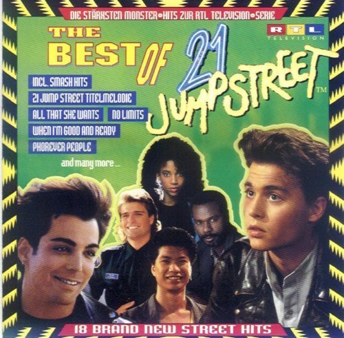 Bild 1: 21 Jump Street-The Best of (1993), Shamen, Limited Visions, Sybil, Right said Fred..