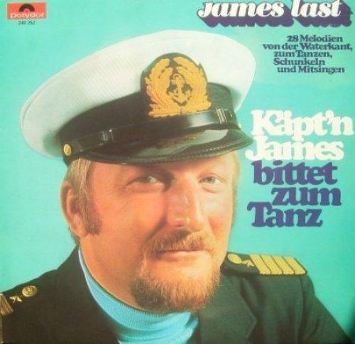 Bild 1: James Last, Käpt'n James bittet zum Tanz (1968)