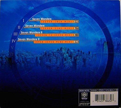 Bild 3: U96, Seven wonders (1997)