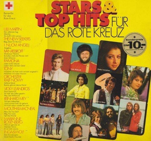 Bild 1: Stars & Top Hits für das Rote Kreuz, Ulli Martin, New Seekers, Ramona, Tony, Vicky Leandros, Reinhard Mey..
