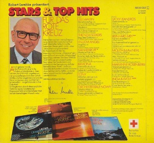 Bild 2: Stars & Top Hits für das Rote Kreuz, Ulli Martin, New Seekers, Ramona, Tony, Vicky Leandros, Reinhard Mey..