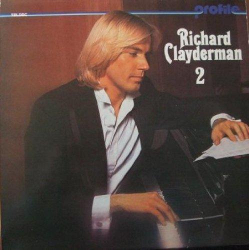 Bild 1: Richard Clayderman, Profile II (1980)