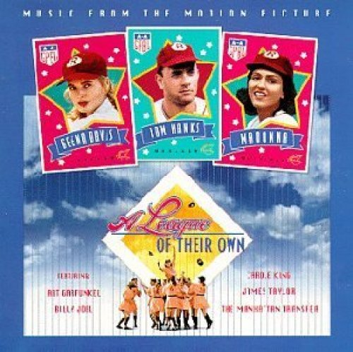 Bild 1: A League of their own (1992), Carole King, Manhattan Transfer, James Taylor, Billy Joel..