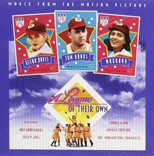 Bild 2: A League of their own (1992), Carole King, Manhattan Transfer, James Taylor, Billy Joel..