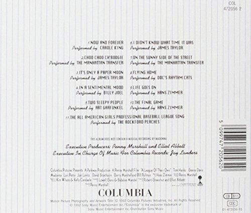 Bild 3: A League of their own (1992), Carole King, Manhattan Transfer, James Taylor, Billy Joel..