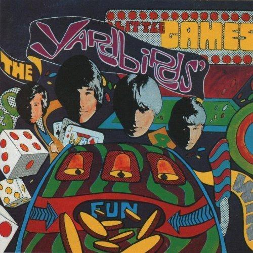 Bild 1: Yardbirds, Little games (1967; 18 tracks, EMI)