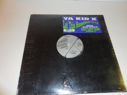 Bild 1: Ya Kid K, Let this housebeat drop (Def Mix by David Morales/Ext. Sky Mix/Roger's Atomic Drop Mix/Def Version, 1992, US)