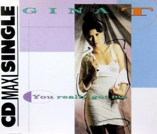 Bild 1: Gina T., You really got me (1991)