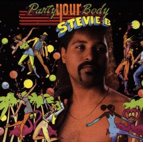 Bild 1: Stevie B., Party your body (1988)