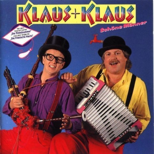 Bild 1: Klaus & Klaus, Schöne Männer (1989)