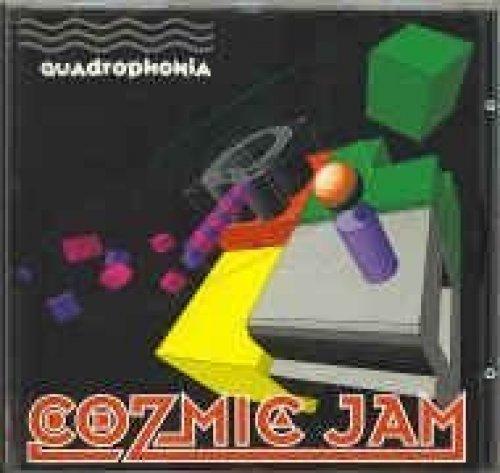 Bild 1: Quadrophonia, Cozmic jam (1991)