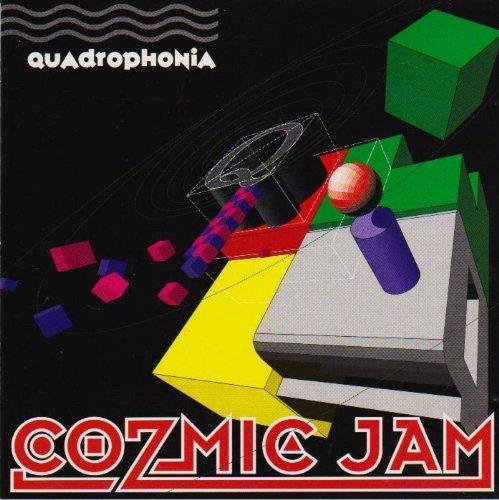 Bild 2: Quadrophonia, Cozmic jam (1991)