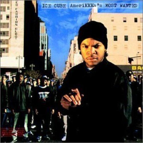 Bild 1: Ice Cube, Amerikkka's most wanted (1990)
