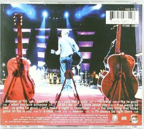 Bild 2: Bryan Adams, Unplugged (1997, MTV)