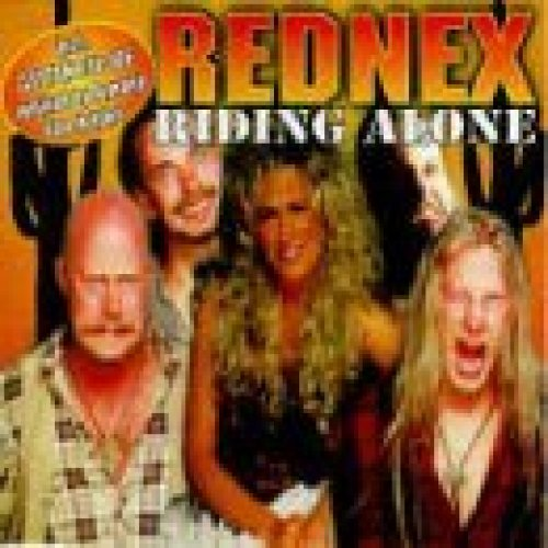 Bild 1: Rednex, Riding alone (1997, #zyx8606, incl. 'Cotton Eye Joe [Armand's Dosey-Doe Mix]')