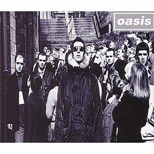 Bild 1: Oasis, D'you know what I mean? (1997)