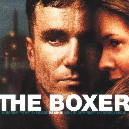 Bild 1: Gavin Friday, Boxer (soundtrack, 1998, & Maurice Seezer)