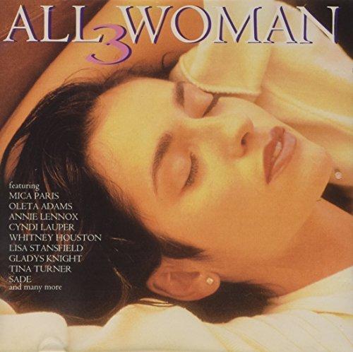 Фото 1: All Woman 3 (1994), Whitney Houston, Gabrielle, Oleta Adams, Tina Turner, Annie Lennox..