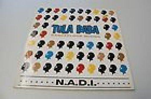 Bild 1: N.A.D.I., Tula baba (Dancefloor Mixing, 3 tracks, 1992)