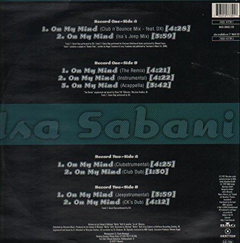 Bild 2: Isa Sabani, On my mind (1997)