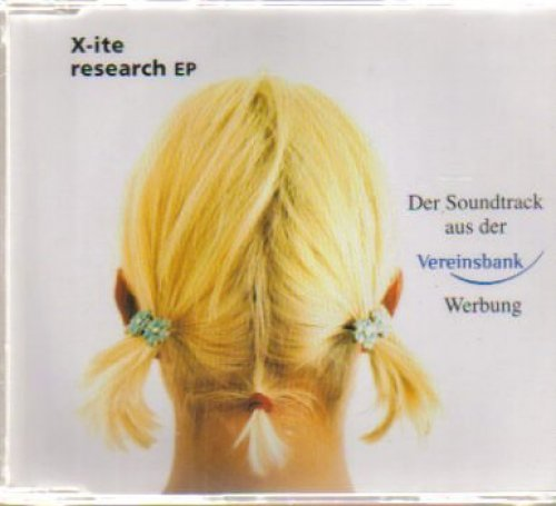 Bild 1: X-ite, Research EP (Vereinsbank commercial)