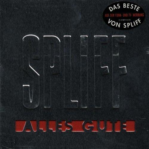 Bild 1: Spliff, Alles Gute-Das Beste von (metal case, 18 tracks, 1993)