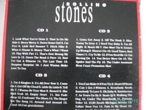 Bild 3: Rolling Stones, Volume 1-4 (ltd. edition, box, #dorado2155411-414)