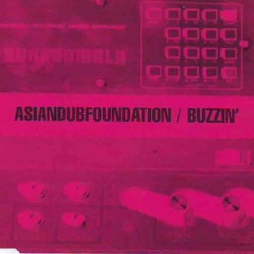Bild 1: Asian Dub Foundation, Buzzin' (#5701712)