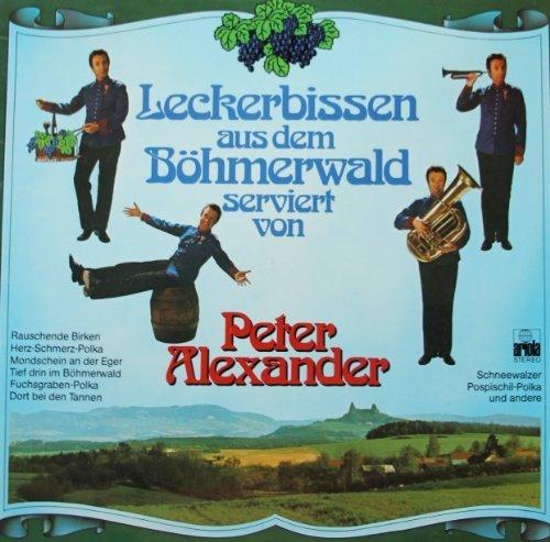 Image 1: Peter Alexander, Leckerbissen aus dem Böhmerwald