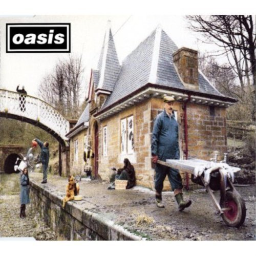 Bild 1: Oasis, Some might say (1995, #6614482)